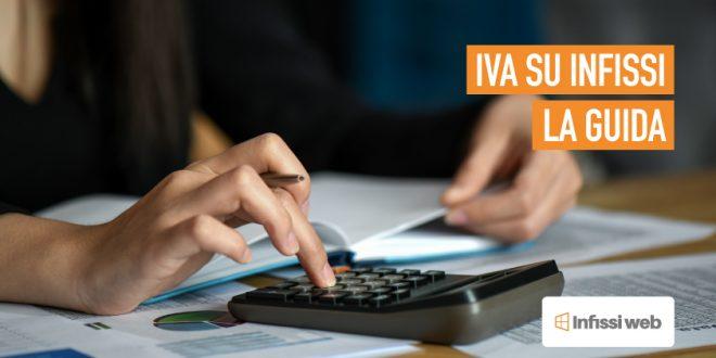 IVA su infissi