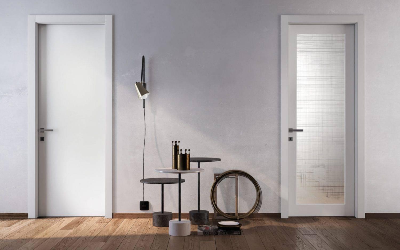 Verniciare Porte Interne Bianche porte laccate: la scelta più moderna per un arredo impeccabile